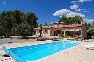 Ferienhäuser Provence